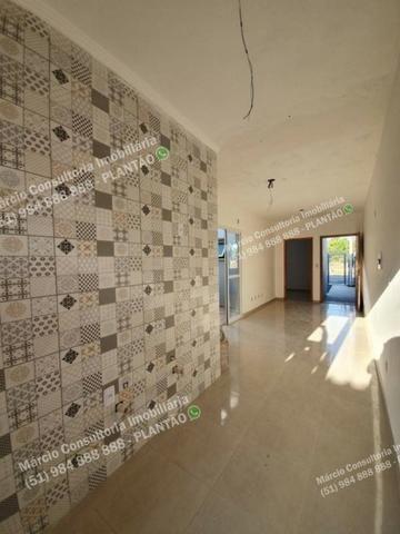 Casa 2 Dormitórios Parque Da Matriz Pátio Nos Fundos Excelente Acabamento!! - Foto 19