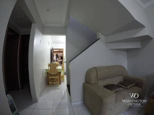 Sobrado com 3 dormitórios à venda, 84 m² por r$ 280.000 - costeira - são josé dos pinhais/ - Foto 3