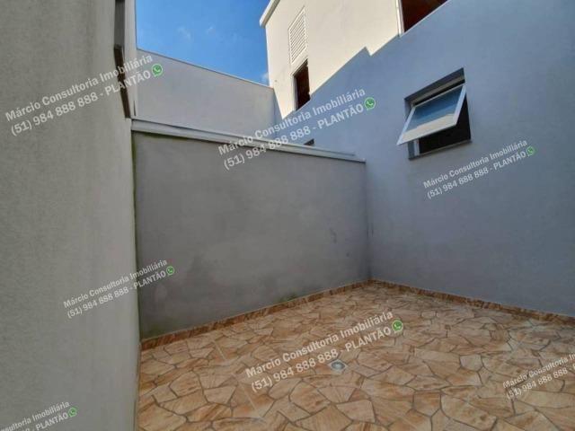 Casa 2 Dormitórios Parque Da Matriz Pátio Nos Fundos Excelente Acabamento!! - Foto 12