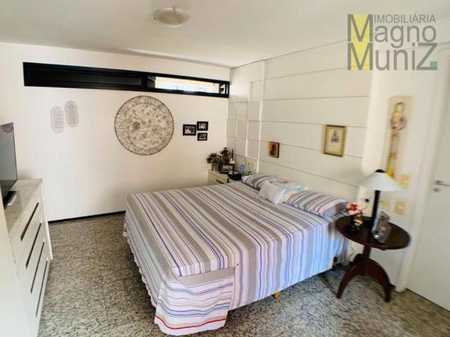 Apartamento de alto padrão à venda, 253 m² por r$ 1.650.000 - meireles - fortaleza/ce - Foto 9