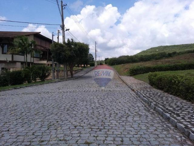 Terreno em condomínio em gravatá, terra de santa fé, br232. - Foto 4