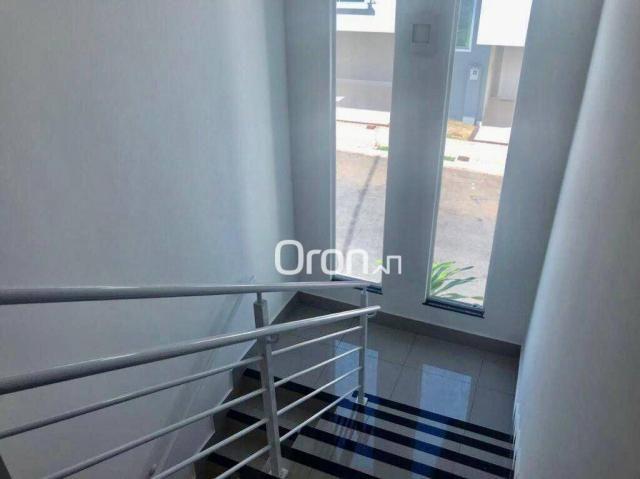 Sobrado à venda, 131 m² por r$ 440.000,00 - residencial center ville - goiânia/go - Foto 10
