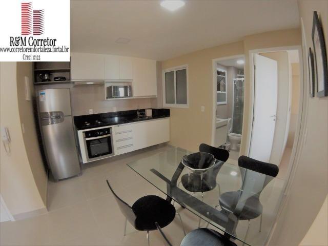 Apartamento por Temporada no Meireles em Fortaleza-CE (Whatsapp) - Foto 5