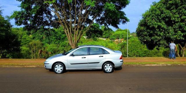 Focus Sedan 1.6 8v (Completo!!!) o mais Novo de Londrina, placa (A). Impecavel!!! - Foto 11