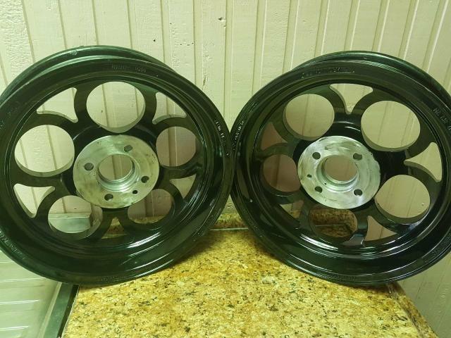 Duas rodas de competição tala 4 - Foto 2