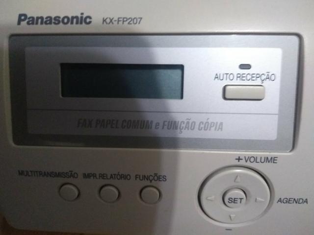 Aparelho de Fax e tira cópias