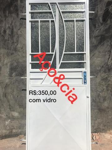 Portas Padrão 80x210 - Foto 5