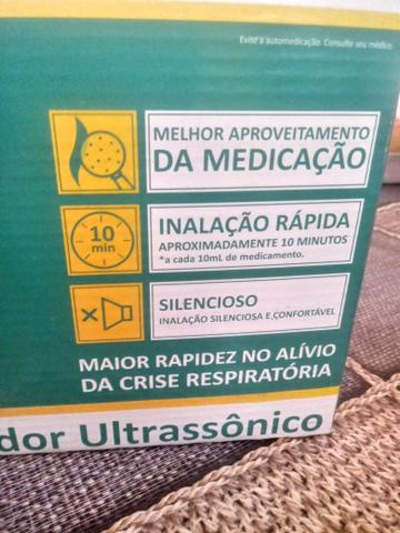 Inalador ultrassonico - Foto 3