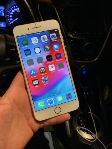 IPhone 7 Plus dourado 32 - Foto 2