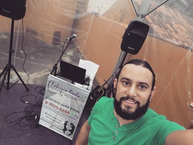 Cantor Música ao vivo - voz e violão - Foto 2