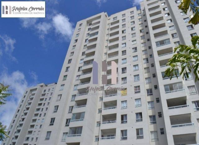 Apartamento com 3 dormitórios para alugar, 72 m² por r$ 2.000/mês - neópolis - natal/rn - Foto 5