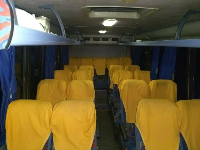 Micro ônibus iveco/Cityvlass 22 lugares 2004 - Foto 2