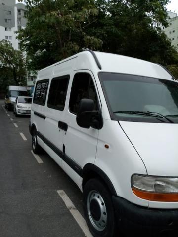 Van master 2007/2008