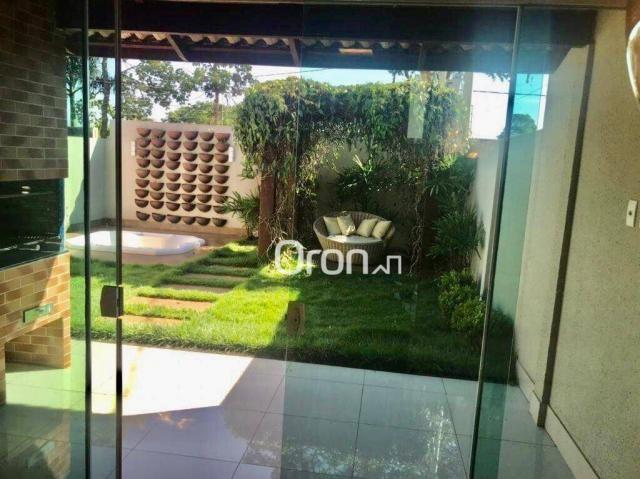 Sobrado à venda, 131 m² por r$ 440.000,00 - residencial center ville - goiânia/go - Foto 14