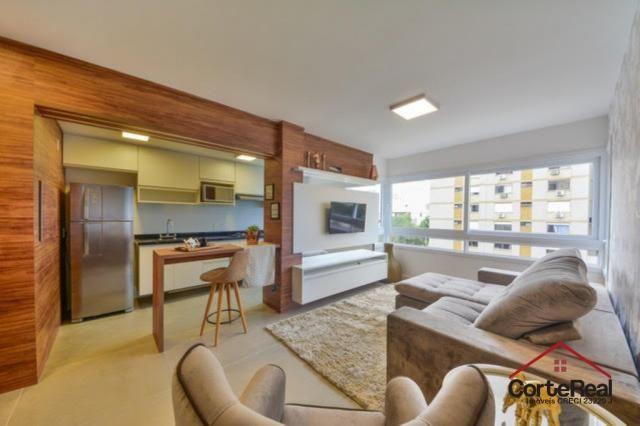 Apartamento à venda com 3 dormitórios em Cristal, Porto alegre cod:6334 - Foto 3