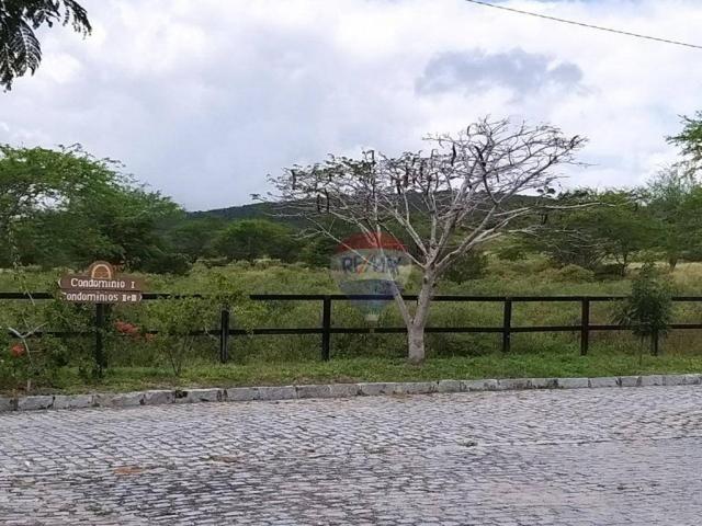 Terreno em condomínio em gravatá, terra de santa fé, br232. - Foto 10