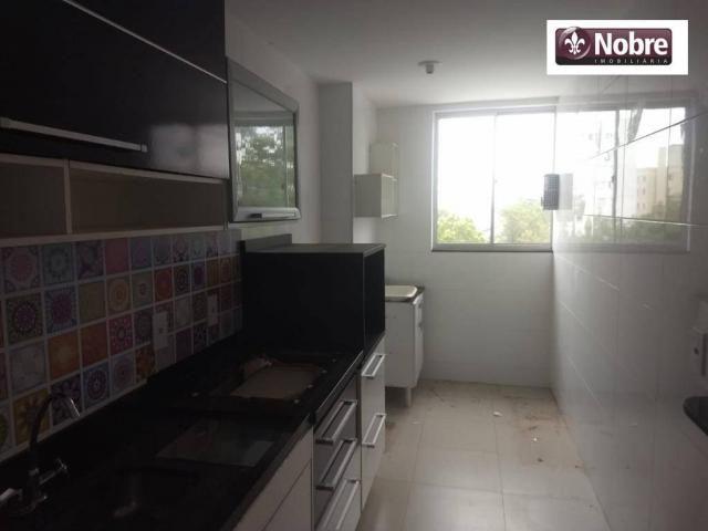 Apartamento com 2 dormitórios para alugar, 70 m² por r$ 995,00/mês - plano diretor sul - p - Foto 9