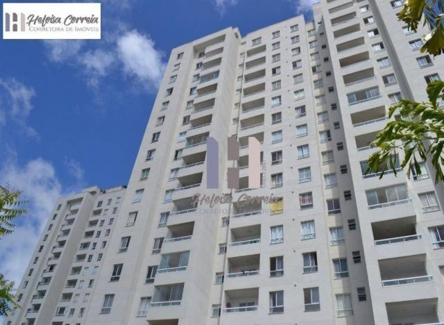 Apartamento com 3 dormitórios para alugar, 72 m² por r$ 2.000/mês - neópolis - natal/rn - Foto 6