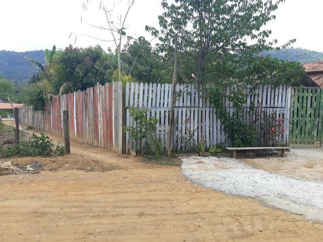 Vende-se ou troca em terra,chácara quitada, Local Parque das cachoeiras I - Foto 2
