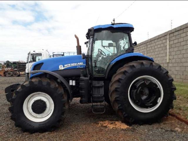Trator new holland T7245 - Foto 3