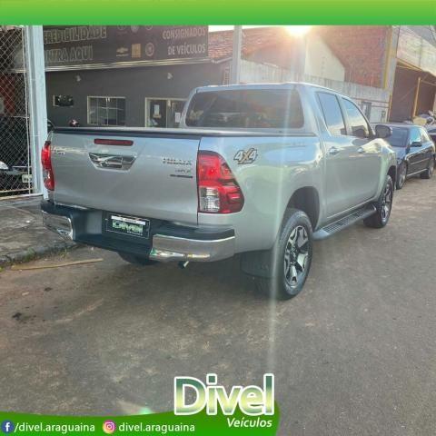 Toyota Hilux Cd Srx 4X4 2.8 Tdi 16V Aut. Diesel 2020 - Foto 4