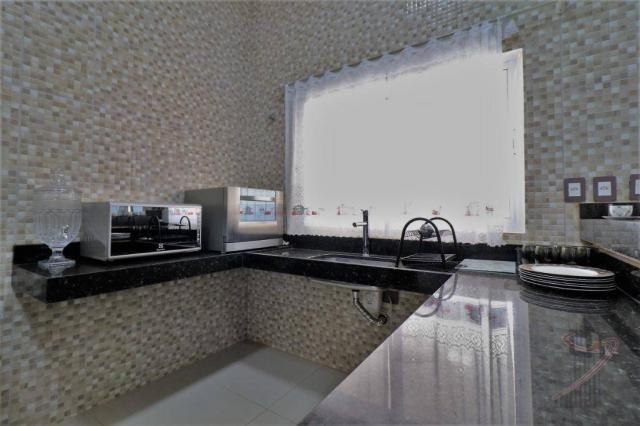 Casa com 3 dormitórios para alugar, 90 m² por R$ 3.100,00/mês - Beverly Falls Park - Foz d - Foto 7
