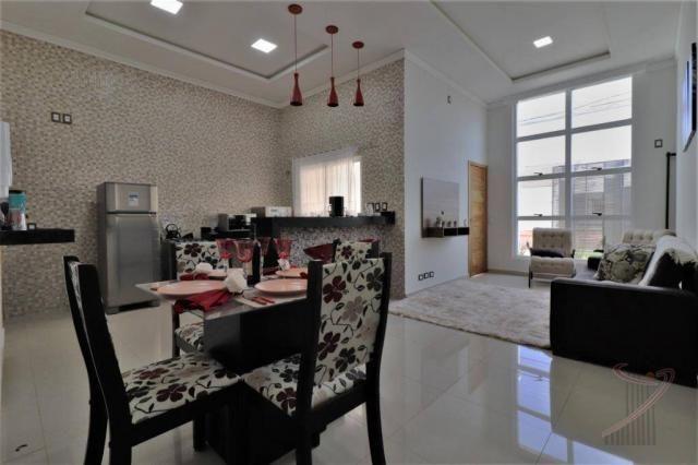 Casa com 3 dormitórios para alugar, 90 m² por R$ 3.100,00/mês - Beverly Falls Park - Foz d - Foto 4