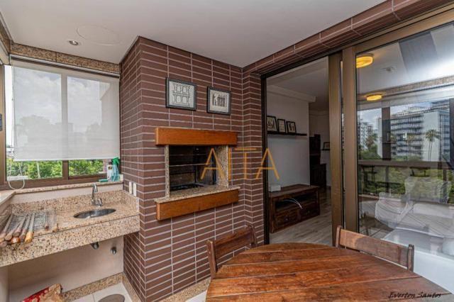 Apartamento com 2 dormitórios para alugar, 80 m² por R$ 4.500,00/mês - Moinhos de Vento -  - Foto 5
