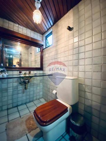 Apartamento com 5 quartos 4 Suítes, 390 m² por R$ 1.300.000 - Batista Campos - Belém/PA - Foto 9