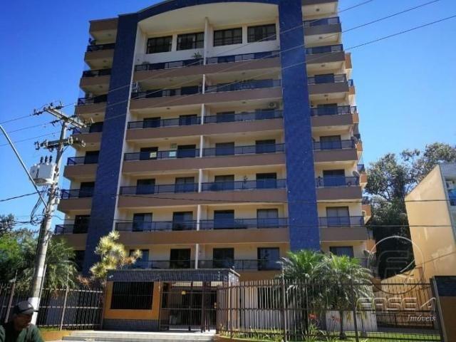 Apartamento à venda com 3 dormitórios em Centro, Resende cod:345