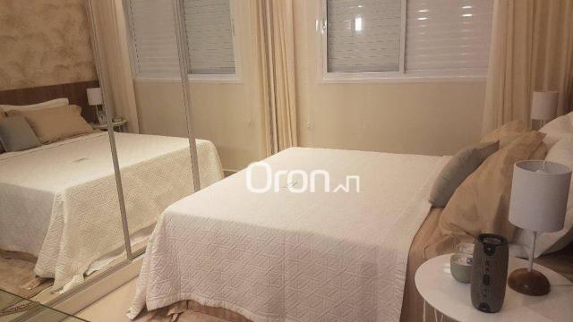 Apartamento com 2 dormitórios à venda, 62 m² por R$ 278.000,00 - Aeroviário - Goiânia/GO - Foto 11