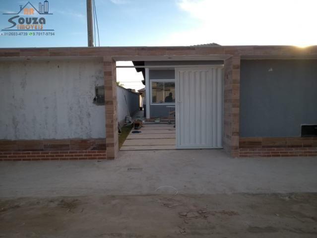 Casa Linear para Venda em Jardim Atlântico Leste Maricá-RJ - Foto 3