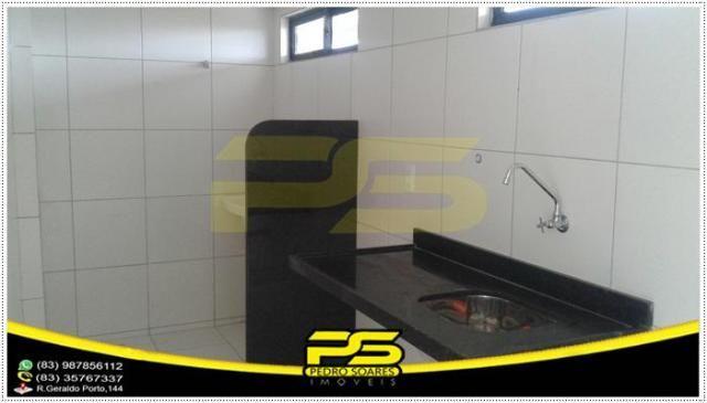 Oportunidade, apartamento, 02 quartos, suíte, piscina, 55,86m², por apenas R$ 179.000,00,  - Foto 9