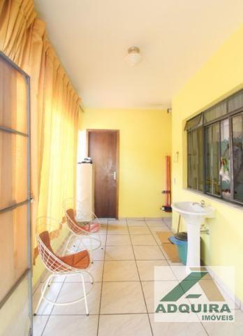 Casa com 4 quartos - Bairro Orfãs em Ponta Grossa - Foto 9