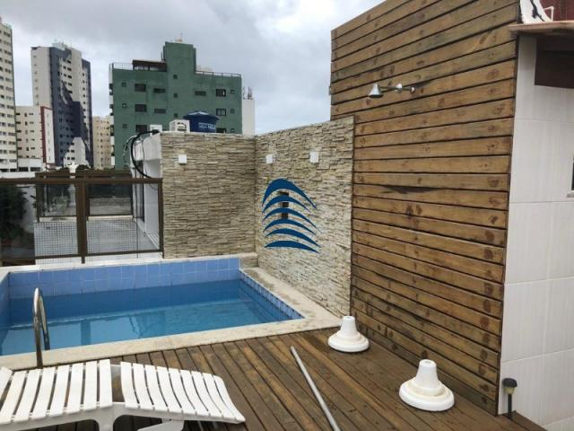 Belíssima Cobertura Duplex 4/4, 02 Suítes, 155 m²