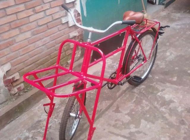Bicicleta Helbia antiga - Foto 2