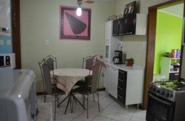 Casa com 7 dormitórios à venda, 500 m² por R$ 590.000,00 - Parque Santa Fé - Porto Alegre/ - Foto 17