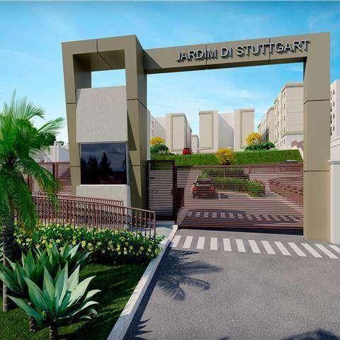 Parque Jardim di Stuttgart - Apartamento 2 quartos em Joinville, SC - 39m² - ID3977 - Foto 2