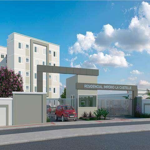 Residencial Império La Castelle - Apartamento de 2 quartos em Itu, SP - ID4025 - Foto 2