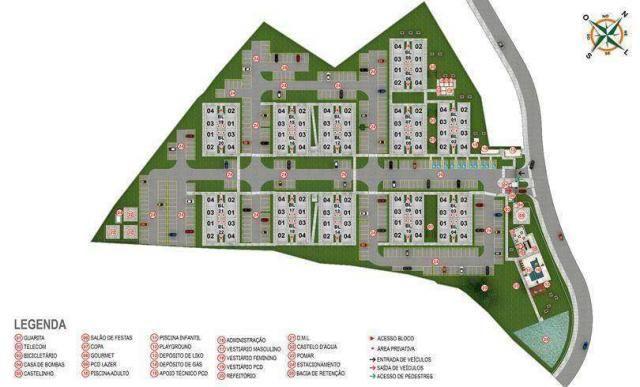 Pontal do Atalaia - Apartamento 2 quartos em Paulista, PE - 38m²- ID4015 - Foto 7