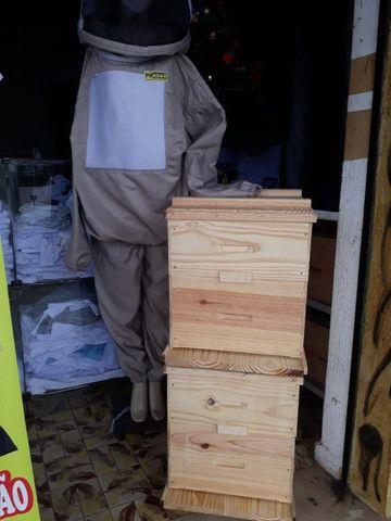 Caixa abelha mais roupa - Foto 2