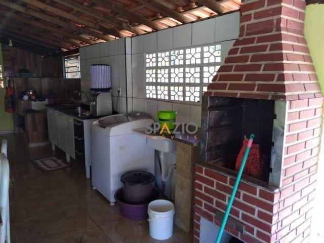 Chácara com 2 dormitórios à venda, 2000 m² por R$ 350.000 - Planalto da Serra Verde - Itir - Foto 15