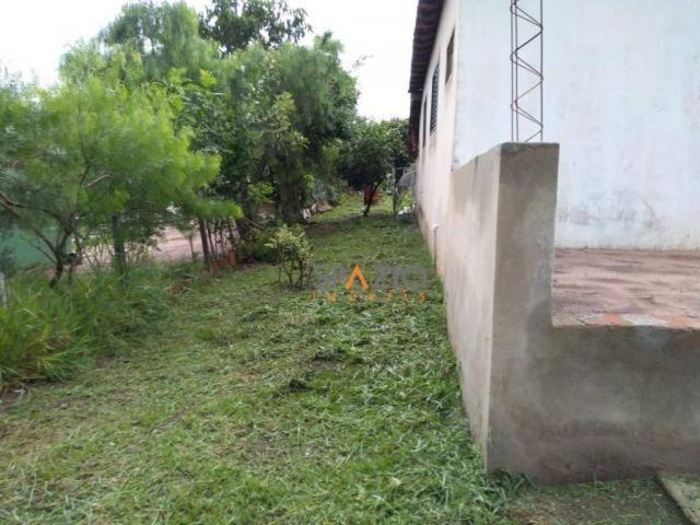 Chácara com 2 dormitórios à venda, 2000 m² por R$ 350.000 - Planalto da Serra Verde - Itir - Foto 19