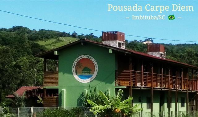 Pousada Carpe Diem / Aluguel Temporada Praia do Rosa - Ouvidor - Vermelha - Foto 2
