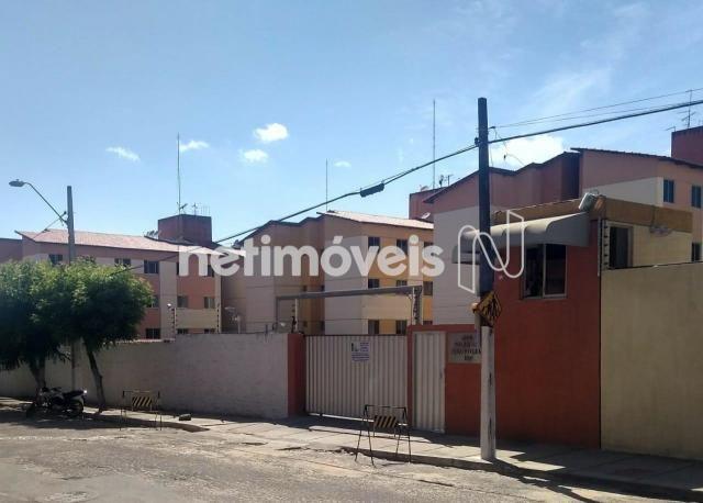 Apartamento à venda com 2 dormitórios em Serrinha, Fortaleza cod:769589