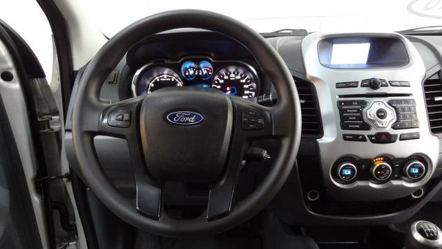 Ford Ranger Cab Dupla 2.5 XLT Flex - Foto 8