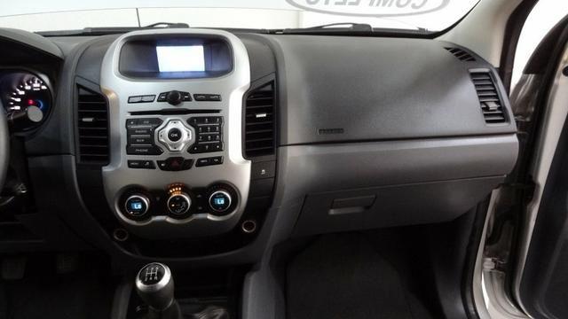Ford Ranger Cab Dupla 2.5 XLT Flex - Foto 9