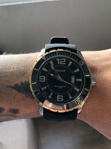 Relógio de pulso marca Touch - Foto 4