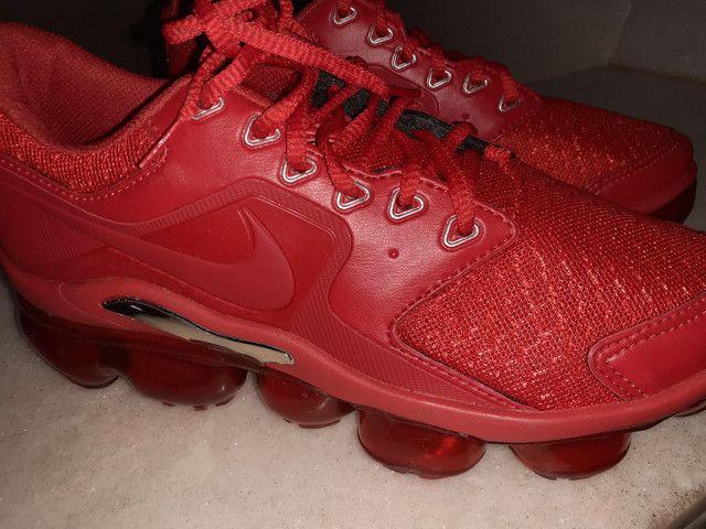 Tênis vermelho  - Foto 2