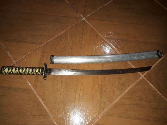 Espada Katana com fio - Foto 2